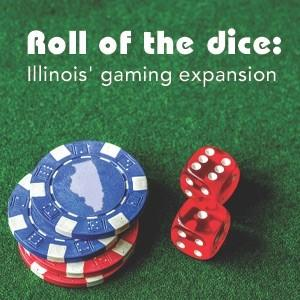 Illinois bets on gambling expansion