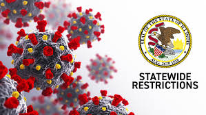 Coronavirus In Illinois: Some Hit Casinos One Last Time Before They Close, Along With Museums And Theaters, Across Illinois As Virus Mitigation Effort